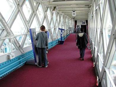 英国伦敦塔桥-内部